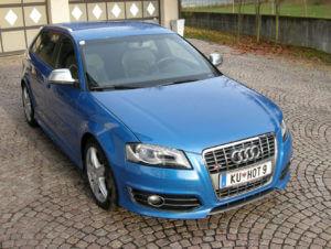 Audi S3 für Perfektionsfahrten