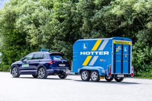 VW-Tiguan für die E zu B Ausbildung